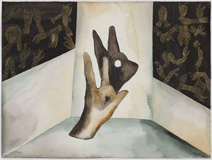 Shadow VI by Francesco Clemente contemporary artwork