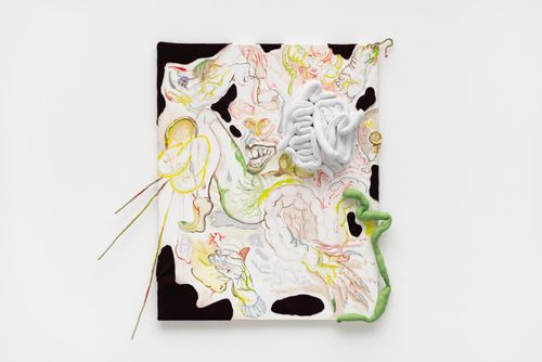 Insônia by Yuli Yamagata contemporary artwork