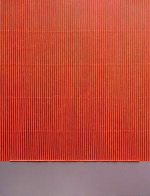 Ecriture (描法) No. 111207 by Park Seo-Bo contemporary artwork