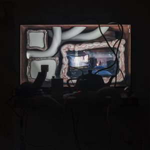 Rewiring_1 by Li Yi-Fan contemporary artwork