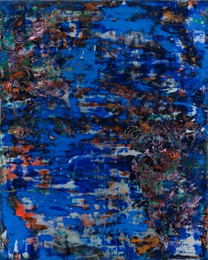 Into Oblivion 倆忘煙水裡 by Su Meng-Hung contemporary artwork