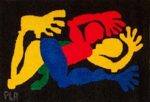 The Embrace by Pierre Le Riche contemporary artwork