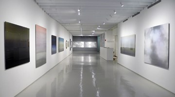 Contemporary art exhibition, Miya Ando, Drifting Cloud, Flowing Water at Sundaram Tagore Gallery, Chelsea, New York
