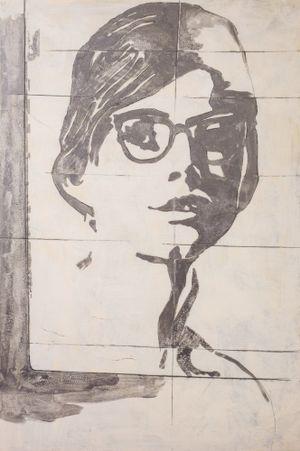 The Glasses by GIOSETTA FIORONI contemporary artwork