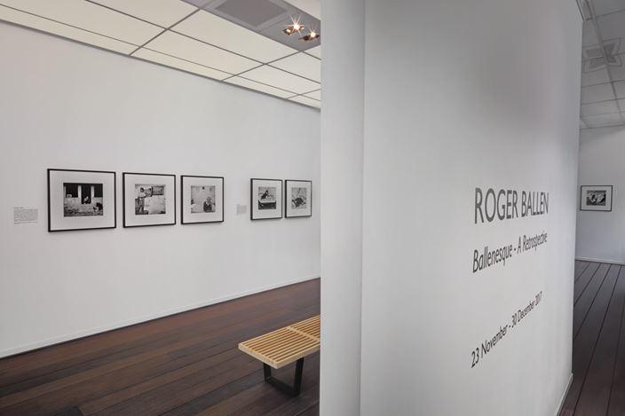 Exhibition view: Roger Ballen, Ballenesque - A Retrospective, Reflex Amsterdam (23 November–20 December 2017). Courtesy Reflex Amsterdam.