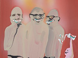 Paintings that Ridicule and Lampoon All-Powerful Men