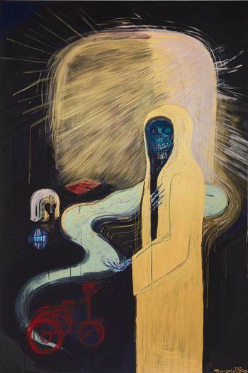 Thomas Houseago  at Fine Arts Belgium