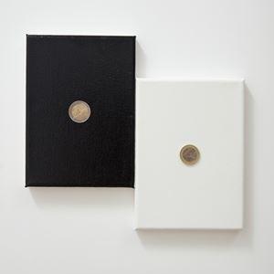 UNTITLED (PAIR) by John Nixon contemporary artwork painting