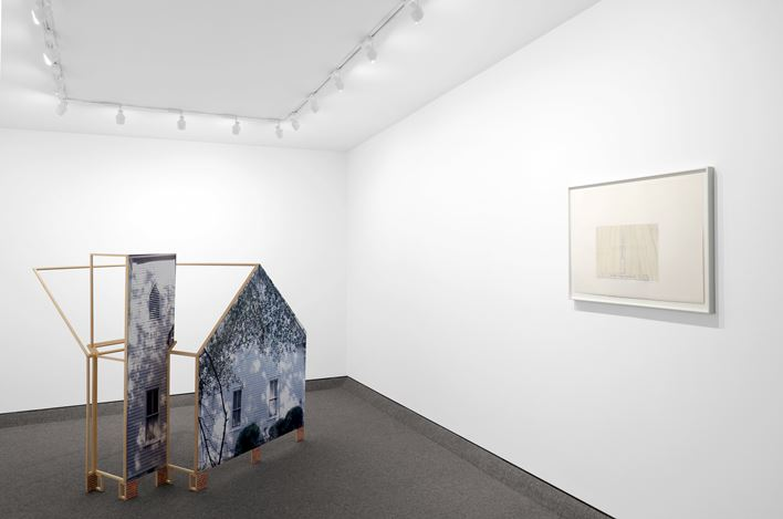 Exhibition view: Group Exhibition, Facing Grain, Krakow Witkin Gallery, Boston (16 February–23 March 2019). CourtesyKrakow Witkin Gallery.