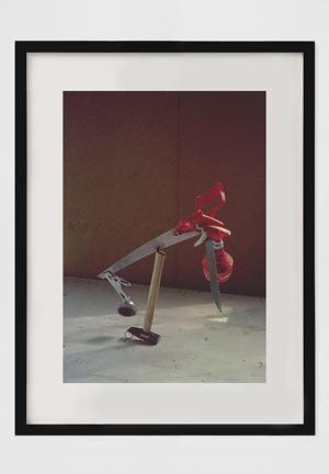 Time Abused (Equilibres series) by Peter Fischli / David Weiss contemporary artwork