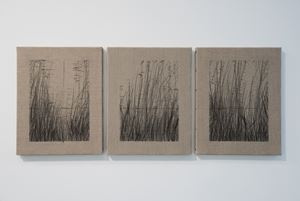 A felicidade by Joël Andrianomearisoa contemporary artwork