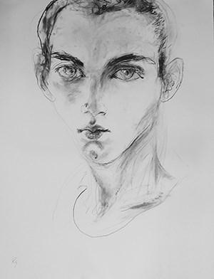 Mauro by Craig Ruddy contemporary artwork