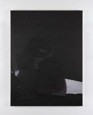 Walker II by Marcel Vidal contemporary artwork painting