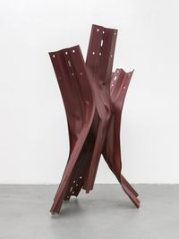 Vertical Highways A10 by Bettina Pousttchi contemporary artwork sculpture