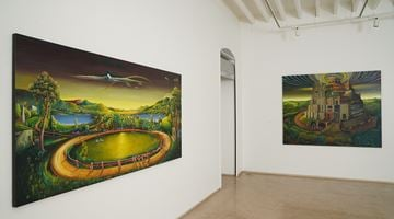 Contemporary art exhibition, Vinod Balak, Tomorrow's Land at Galerie Mirchandani + Steinruecke, Mumbai