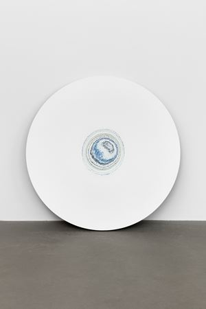 Timekeeper (Drill Core), Serpentine by Pierre Huyghe contemporary artwork