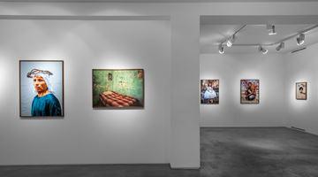 Contemporary art exhibition, Pieter Hugo, La Cucaracha at Huxley-Parlour, London