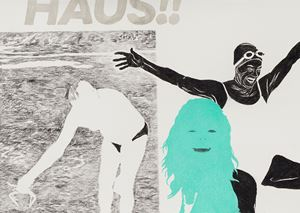 Christ Haus 2 by Andrew Kayser contemporary artwork