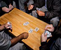 Card Game, Nebraska, Correctional Youth Facility, Omaha, NE by Gregory Halpern contemporary artwork photography