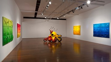 Contemporary art exhibition, Patricia Piccinini, The Struggle and the Dawn at Roslyn Oxley9 Gallery, Sydney