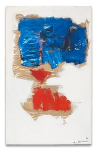 Snow White by Hans Hofmann contemporary artwork painting