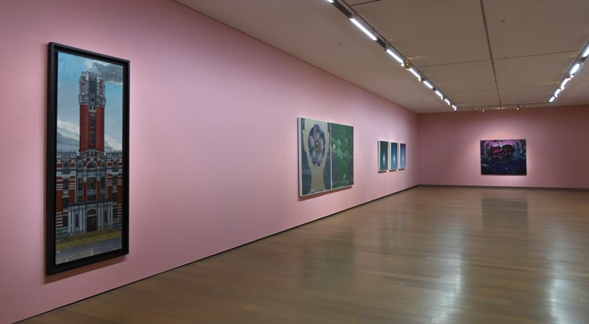 Exhibition view: Group Exhibition, Lingering, Eslite Gallery, Taipei (22 February–22 March 2020). Courtesy Eslite Gallery.