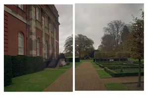 13.11.2000. Hinemihi. Clandon Park. Surrey, England by Mark Adams contemporary artwork