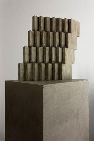 Brute II by Tobias Bernstrup contemporary artwork sculpture