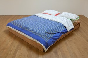 book (bedding) [Prototype] by Darren Bader contemporary artwork