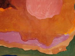 How Helen Frankenthaler's Coastal Escapes Shaped Her Paintings