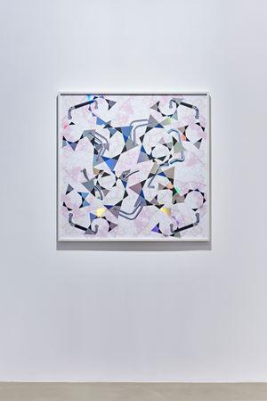 Handling Nonagon Regime – Trustworthy #396 by Haegue Yang contemporary artwork