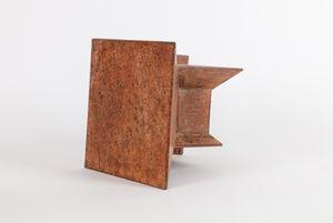 Perimeter Studies (Cube solid) by Conrad Shawcross contemporary artwork