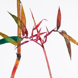 Painting Slowness (Malerei der Langsamkeit) 29 Hours by Shan Fan contemporary artwork