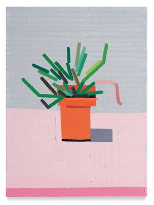 Lost Friend Plant by Guy Yanai contemporary artwork