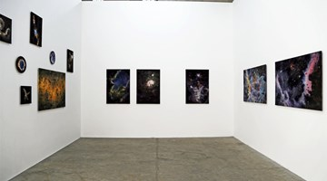 Contemporary art exhibition, Hannah Beehre, Paintings at Jonathan Smart Gallery, Christchurch