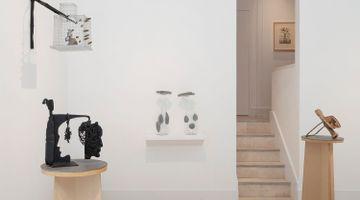 Contemporary art exhibition, Richard Deacon, Bill Woodrow, Shared Sculptures at Holtermann Fine Art, London