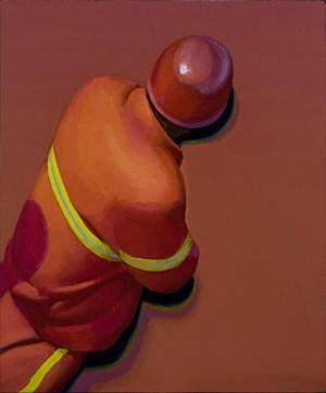 Onlookers No.3《无题(围观3)》 by Hui Zhang contemporary artwork