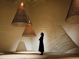 A 'Universe of Possibilities': Taiwanese artist Charwei Tsai