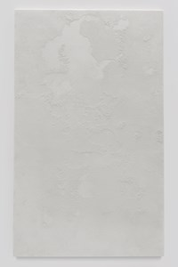 Salt and Dust, White V 鹽與塵,白色五號 by Michel Comte contemporary artwork mixed media
