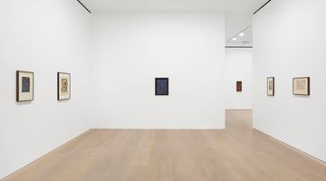 Contemporary art exhibition, Paul Klee, Late Klee at David Zwirner, London