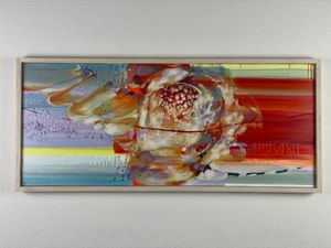 Tears by Naho Ueta contemporary artwork
