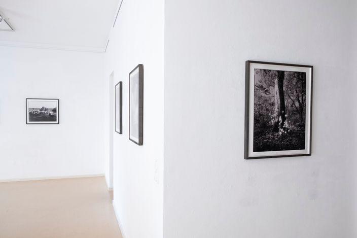 Exhibition view:Tokihiro Sato, Reflections,Micheko Galerie, Munich (27 March–22 May 2021). CourtesyMicheko Galerie.
