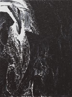 Tier l'énergie en ouvrant et fermant by Ma Desheng contemporary artwork