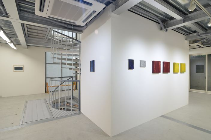 Exhibition view: Baba Kentaro, amid the scenery 記憶と忘却のあいだ, Kamakura Gallery, Kamakura (14 September–26 October 2019). Courtesy Kamakura Gallery.
