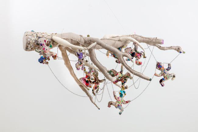Family Tree by Silia Ka Tung contemporary artwork