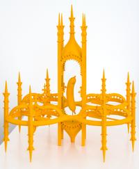 Divinum Drone by Gehard Demetz contemporary artwork sculpture