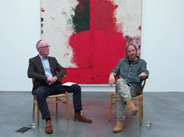Sterling Ruby in conversation with Anders Kold