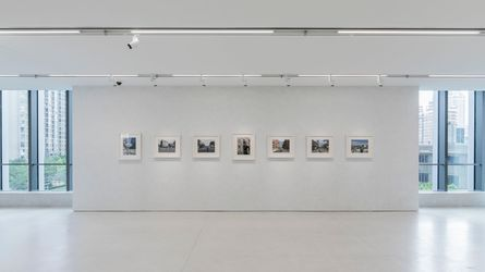 Exhibition view: Liu Xiaodong, Your Friends, UCCA Edge (8 August–10 October 2021). Courtesy UCCA Center for Contemporary Art.