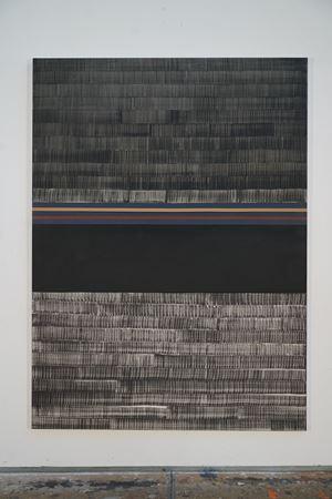 Soñé que revelabas (Irtysh) by Juan Uslé contemporary artwork