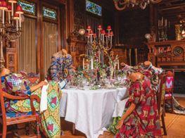 Yinka Shonibare at Driehaus Museum